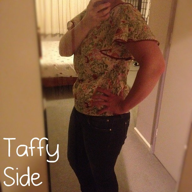 Colette Taffy Blouse, Sewing, Colette Patterns, Taffy Blouse, Colette Patterns Book, DIY, Me Made Wardrobe, Easy to Sew