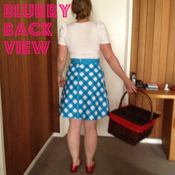 Ginger Skirt, Colette Patterns, Sewing, DIY, Me Made Wardrobe, Canberra Blogger, Sewing Blogger