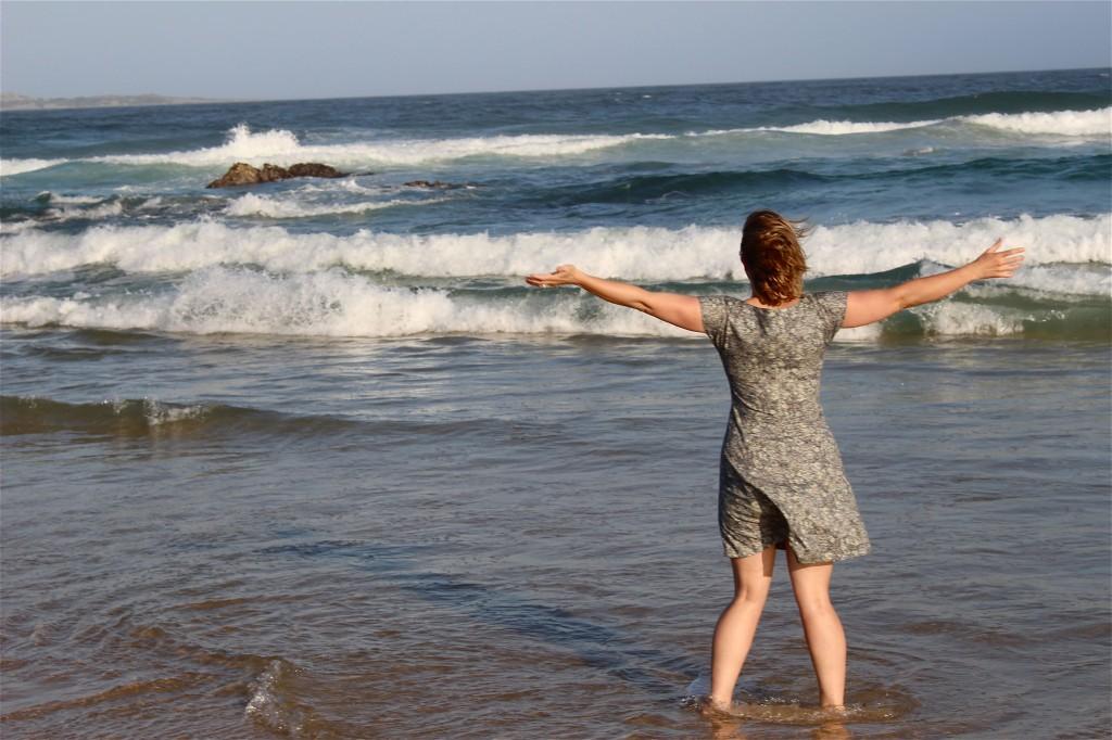 Hullo Ocean Back