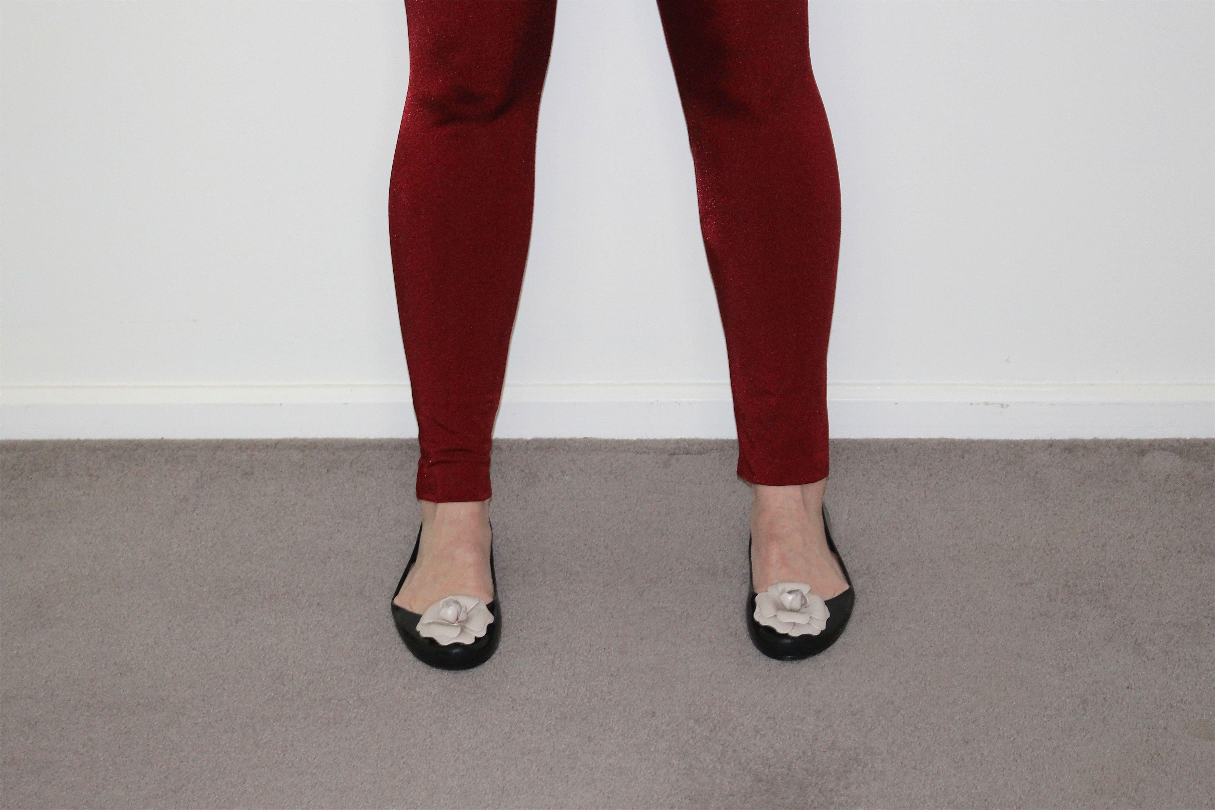 Amanda vs Self Drafted Leggings of Sass