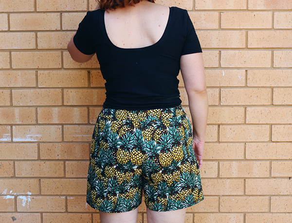 Iris-Shorts-Back