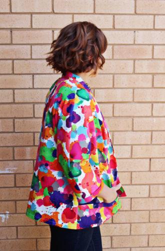 Amanda vs Tessuti Tokyo Jacket