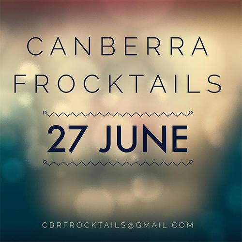 Canberra-Frocktails