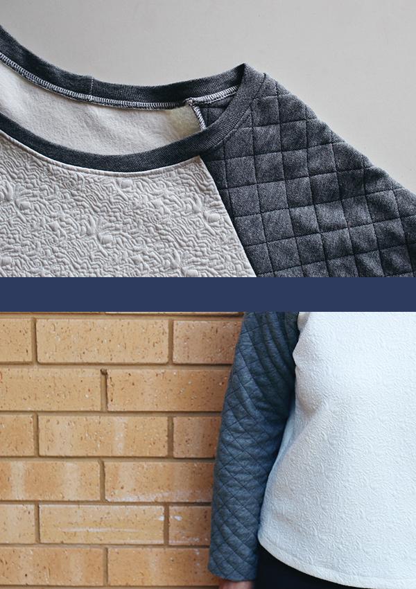 Linden-Sweatshirt-Quilted