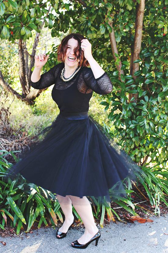 Tulle-Skirt-Twirl