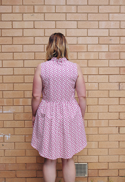 Alder-Shirtdress-View-B-Back
