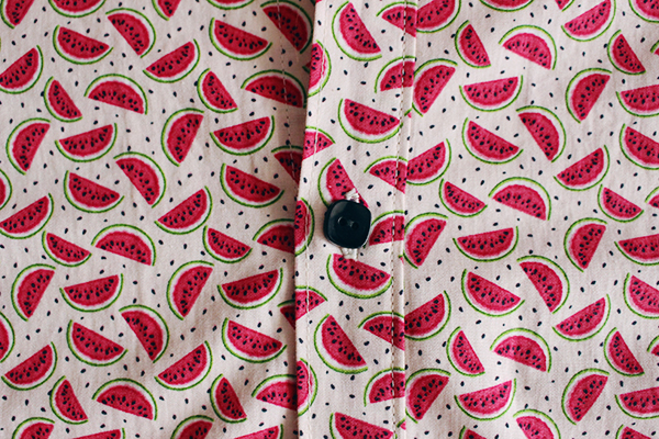 Watermelon-Shirtdress