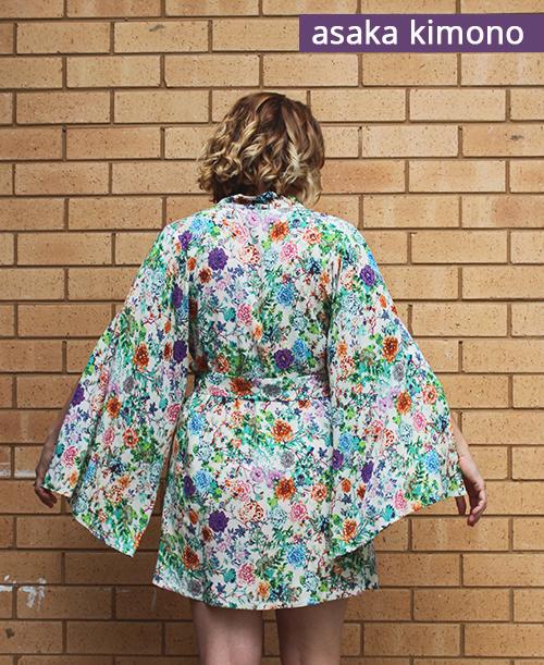 Asaka-Kimono-Back