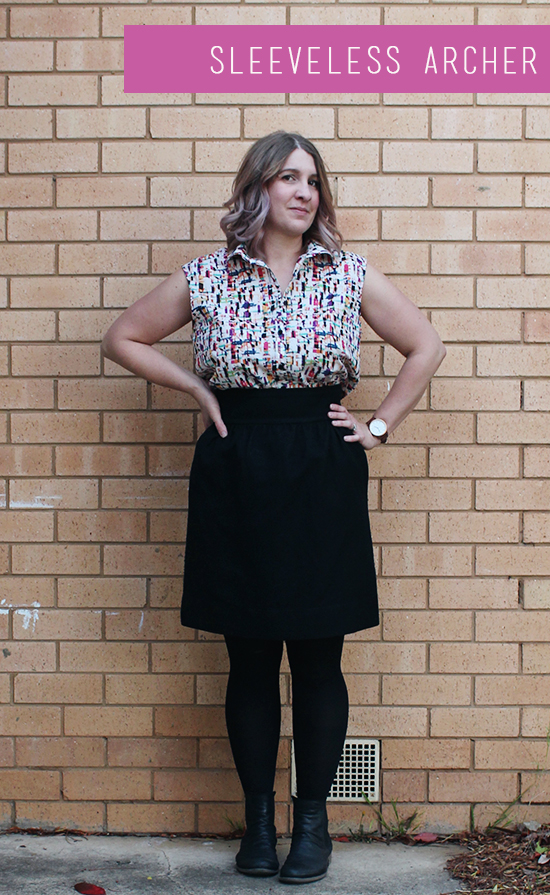 Sleeveless-Grainline-Archer