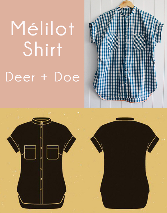 Deer-and-Doe-Melilot-Shirt