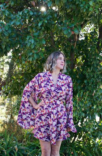 Amanda vs The Asaka Kimono