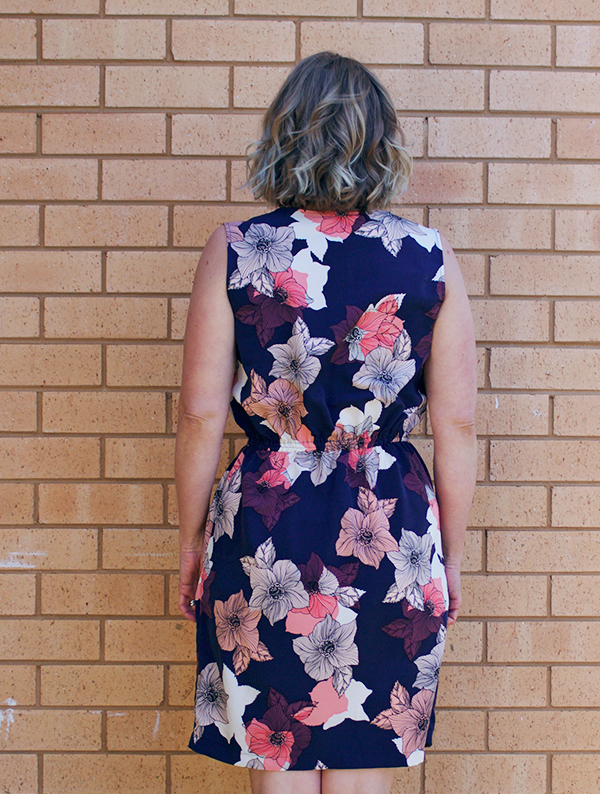 Sewing, S8178, Simplicity 8178, S8178 Review, Simplicity 8178 Review, Floral Dress, Sewing Blogger, Canberra Sewing Blog, Sewing Blog,