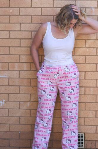 Amanda vs Carolyn Pajamas