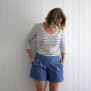 Amanda vs Unicorn Shorts