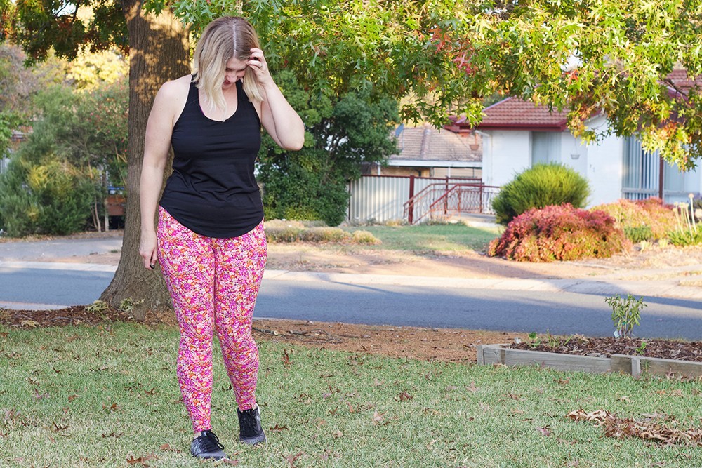 5ed8d480c These high-waisted heroes are the Avery Leggings by Helen s Closet. The  Averys are fitted leggings with no outer leg seam