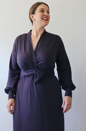 Amanda vs Vogue 8825 dress