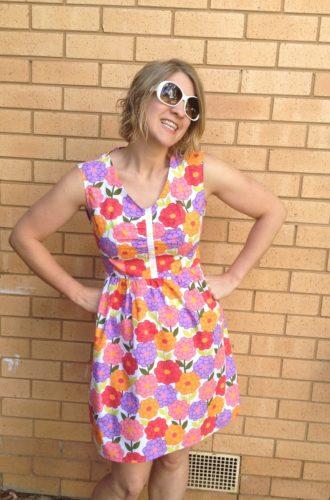 Amanda vs Sureau Dress