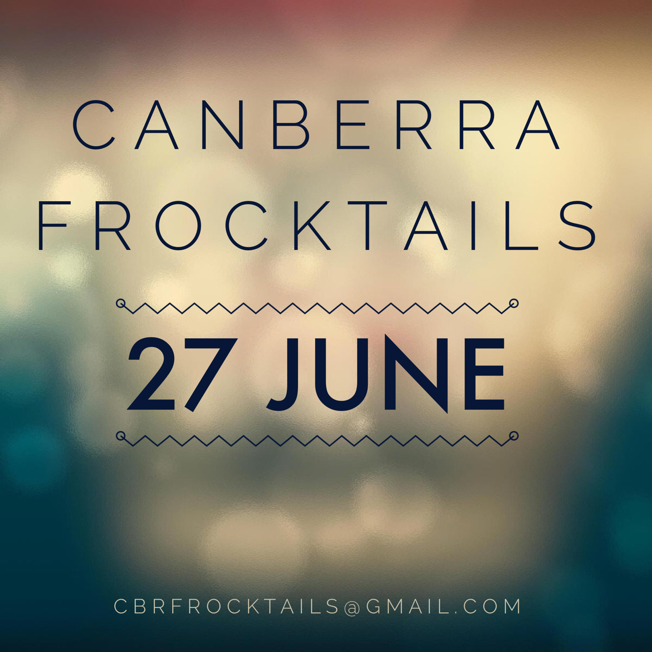 Canberra Frocktails
