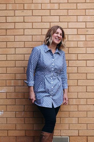 Amanda vs the Bruyere Shirt