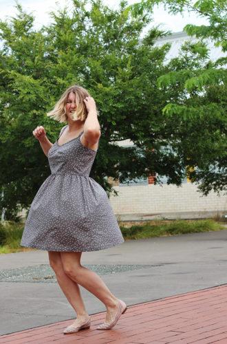 Amanda vs Centaurée Dress