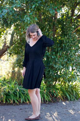 Amanda vs Alix Dress