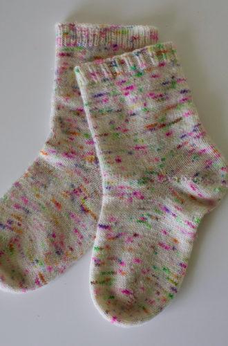 Amanda vs Hand Knit Socks