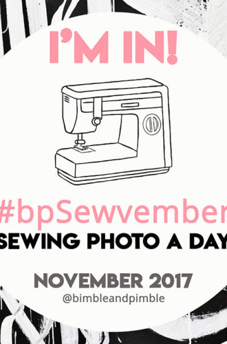 #bpSewvember 2017