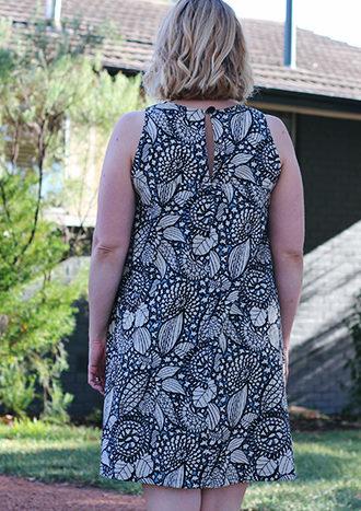 Amanda vs Bondi Dress