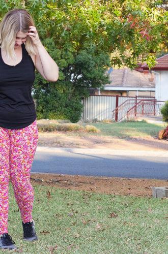 Amanda vs Avery Leggings