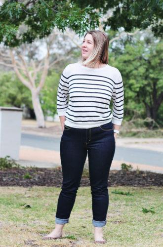 Amanda vs Claryville Jeans