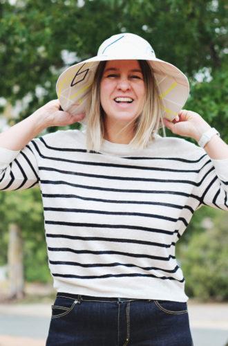Amanda vs Serpentine Hat